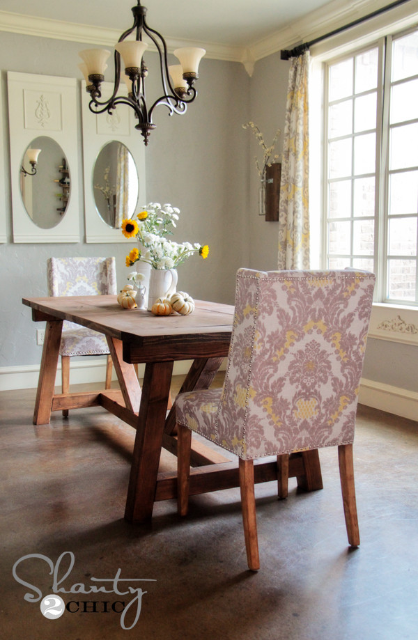 Best ideas about Restoration Hardware Dining Table . Save or Pin DIY Restoration Hardware Dining Table Shanty 2 Chic Now.