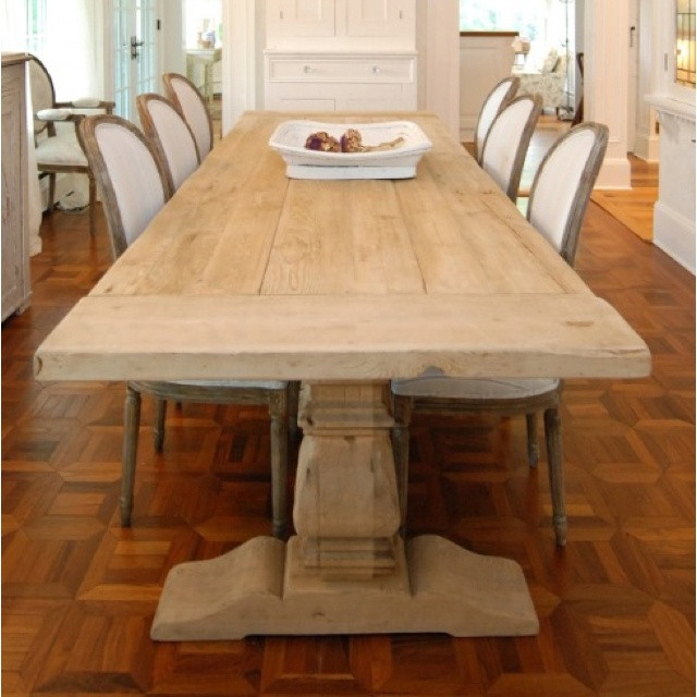 Best ideas about Restoration Hardware Dining Table . Save or Pin Dining room table restoration hardware Now.