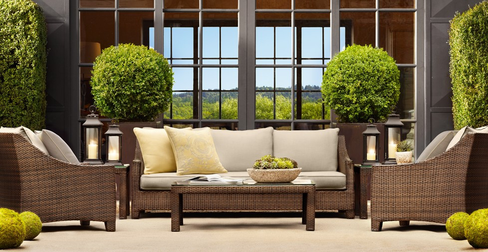 Best ideas about Restoration Hardware Outdoor Furniture . Save or Pin Outdoor Furniture Now.