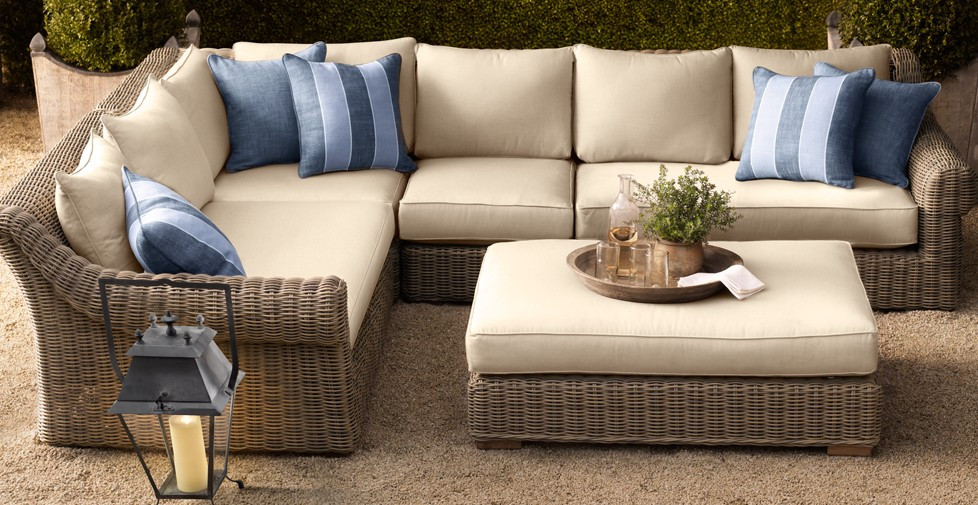 Best ideas about Restoration Hardware Outdoor Furniture . Save or Pin What I m Loving Now Restoration Hardware Patio Furniture Now.