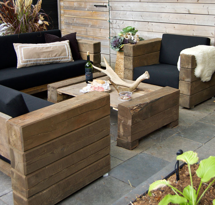 Best ideas about Restoration Hardware Outdoor Furniture . Save or Pin DIY RESTORATION HARDWARE ASPEN COLLECTION REVEALED Now.