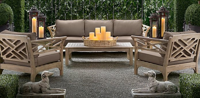 Best ideas about Restoration Hardware Outdoor Furniture . Save or Pin Kingston Restoration Hardware Now.
