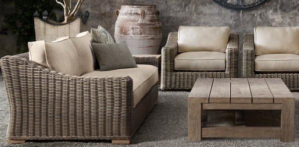 Best ideas about Restoration Hardware Outdoor Furniture . Save or Pin Restoration Hardware Now.
