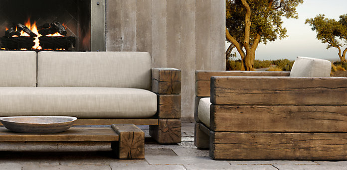 Best ideas about Restoration Hardware Outdoor Furniture . Save or Pin RH Outdoor Furniture Collection Spring 2013 Decoholic Now.