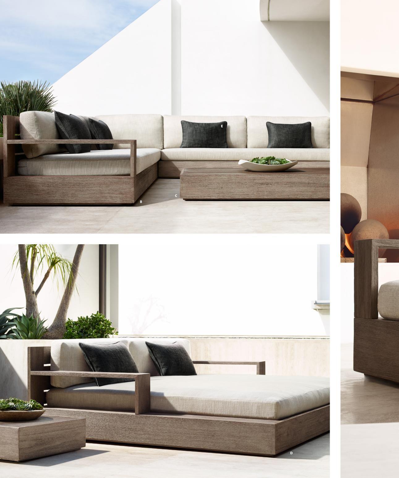 Best ideas about Restoration Hardware Outdoor Furniture . Save or Pin Best 25 Restoration hardware outdoor furniture ideas on Now.