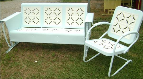 Best ideas about Retro Patio Furniture . Save or Pin My Mother's Rite of Spring Now.
