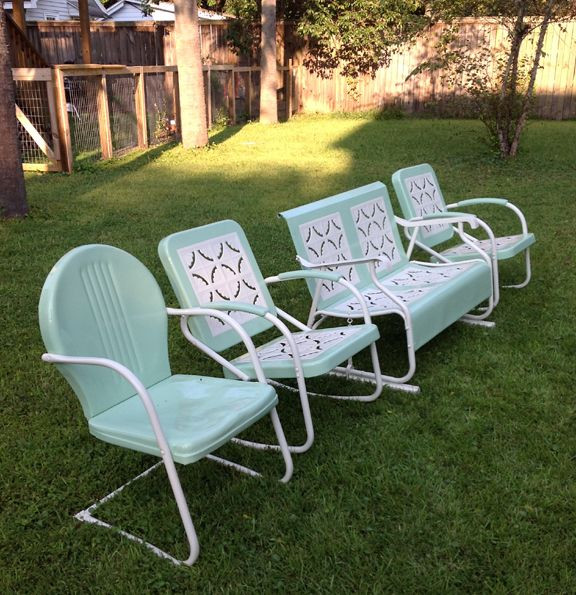 Best ideas about Retro Patio Furniture . Save or Pin Vintage Patio Chairs Example pixelmari Now.