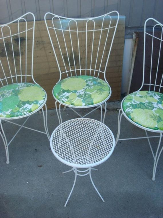 Best ideas about Retro Patio Furniture . Save or Pin Vintage patio furniture lawn outdoor set by vwcruza on Etsy Now.