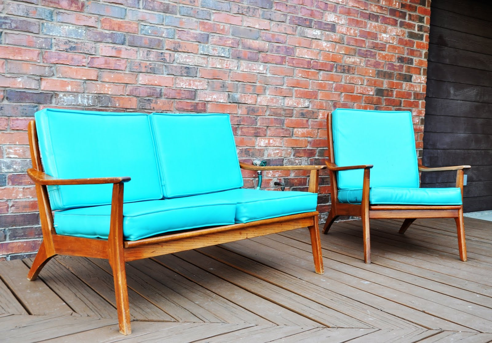 Best ideas about Retro Patio Furniture . Save or Pin Sarah s Loves Thrifting Thursdays Retro Patio Furniture Now.
