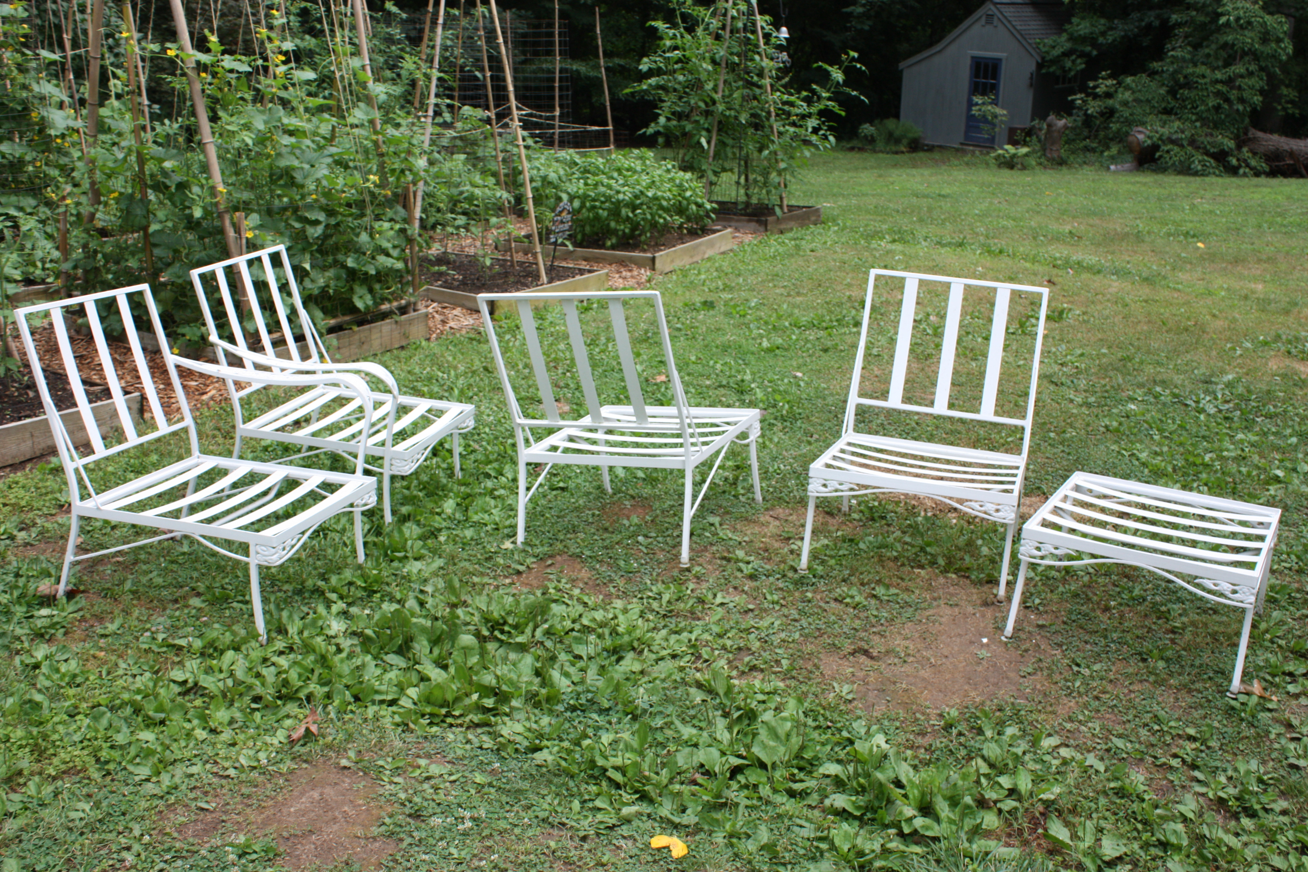 Best ideas about Retro Patio Furniture . Save or Pin Vintage Patio Furniture – Let s Face the Music Now.