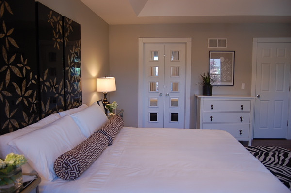 Best ideas about Revere Pewter Bedroom . Save or Pin Revere Pewter Bedrooms Eclectic bedroom Benjamin Now.
