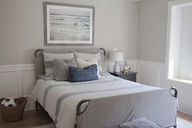 Best ideas about Revere Pewter Bedroom . Save or Pin Traditional Boy s Room Benjamin Moore revere pewter Now.
