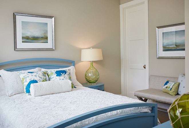 Best ideas about Revere Pewter Bedroom . Save or Pin Storybook Shingle Beach House with Coastal Interiors Now.