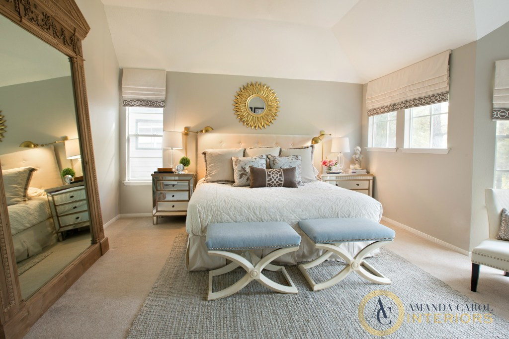 Best ideas about Revere Pewter Bedroom . Save or Pin Six Designer Favorite Master Bedroom Paint Colors – Welsh Now.