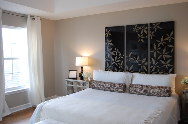Best ideas about Revere Pewter Bedroom . Save or Pin Revere Pewter Contemporary bedroom Benjamin Moore Now.