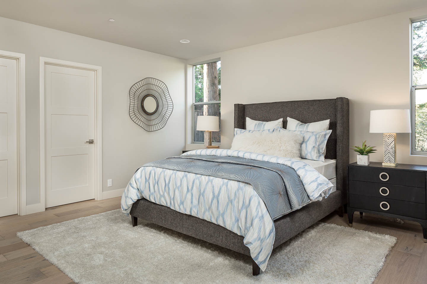 Best ideas about Revere Pewter Bedroom . Save or Pin Revere Pewter Master Bedroom Now.