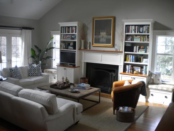 Best ideas about Revere Pewter Living Room . Save or Pin Sherwin Williams Revere Pewter Design Ideas Now.