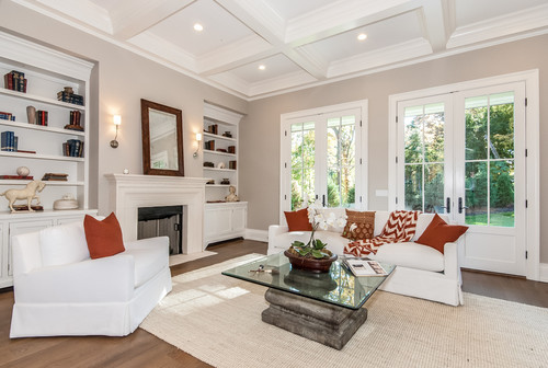 Best ideas about Revere Pewter Living Room . Save or Pin Color Spotlight Benjamin Moore Revere Pewter Now.