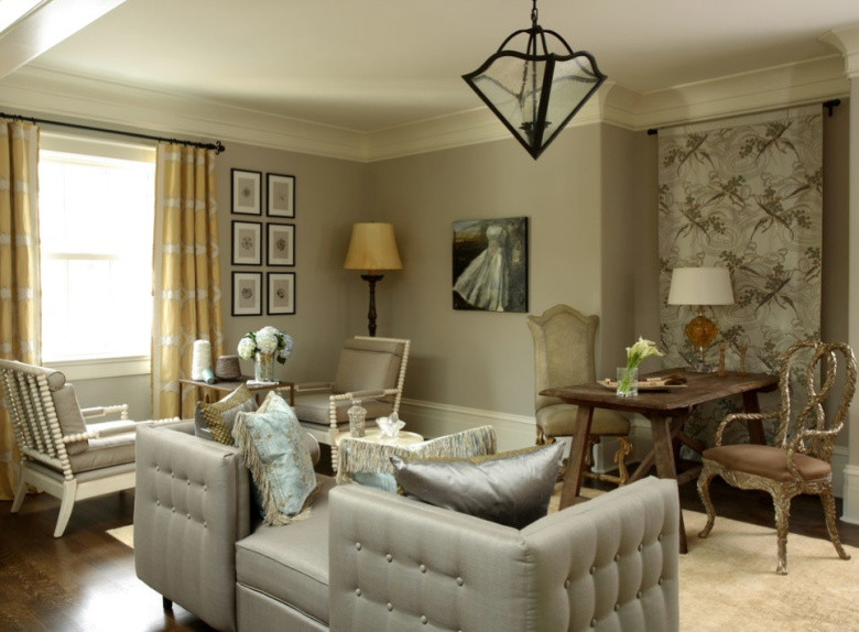 Best ideas about Revere Pewter Living Room . Save or Pin Benjamin Moore Revere Pewter HC 172 Now.