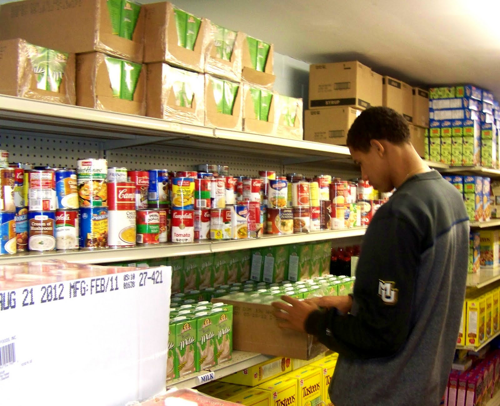 Best ideas about Riverwest Food Pantry . Save or Pin food pantries in milwaukee Now.