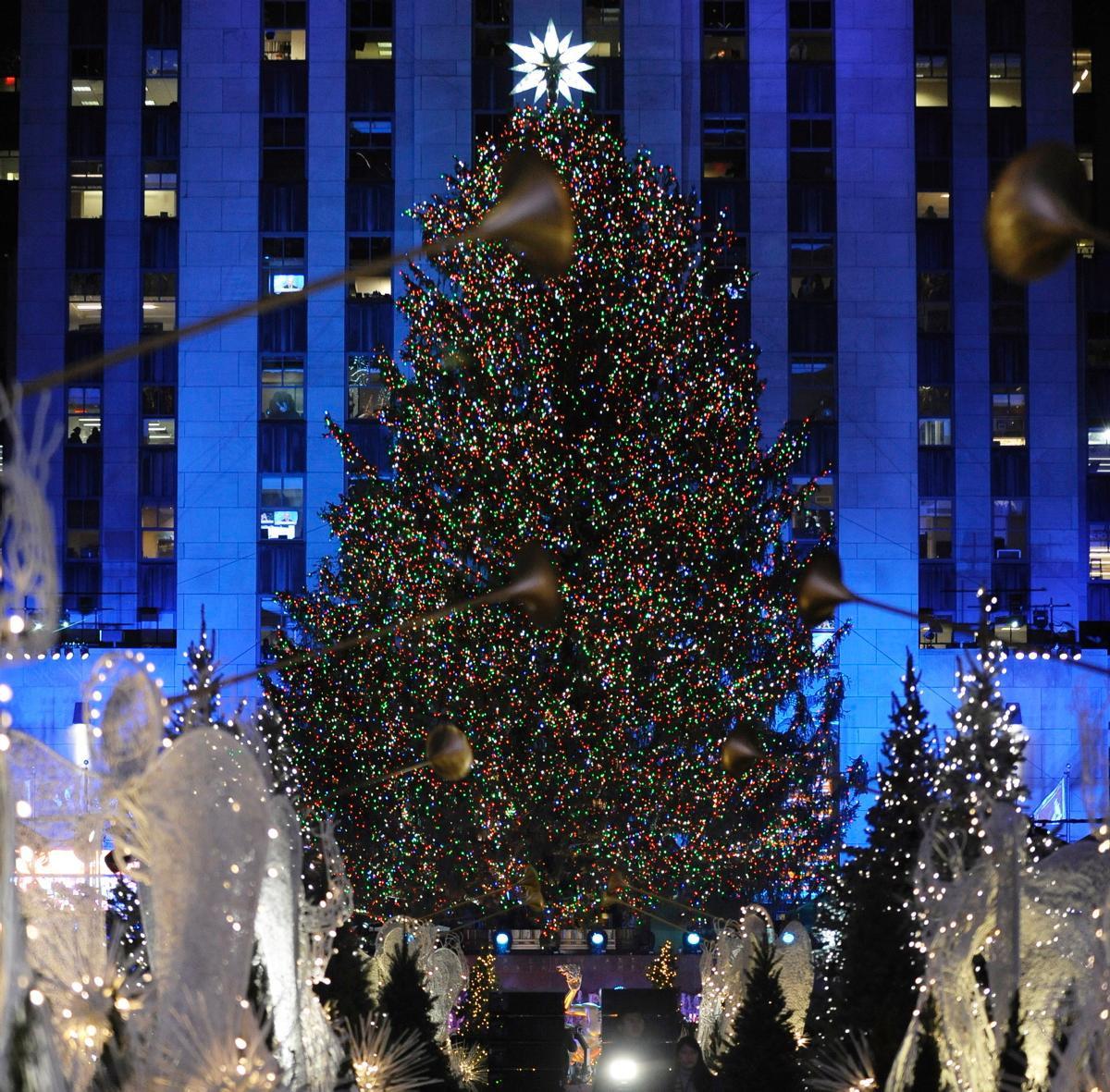 Rockefeller Center Christmas Tree Lighting Performers: Top 20 Rockefeller Tree Lighting 2019 Performers