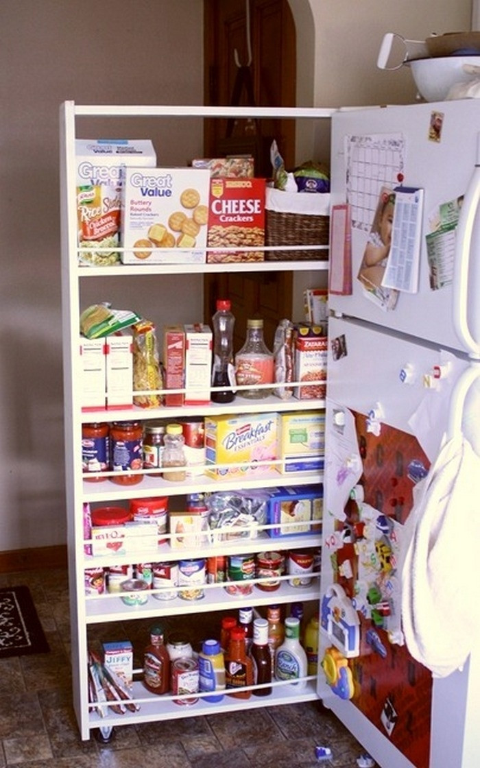 Best ideas about Roll Out Pantry . Save or Pin How To Build A Roll Out Shelf Now.