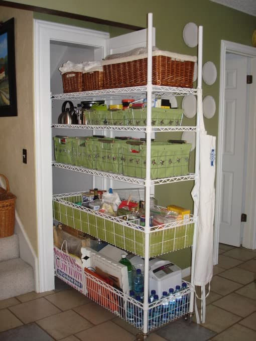 Best ideas about Roll Out Pantry . Save or Pin 1000 ideas about Deep Pantry Organization on Pinterest Now.