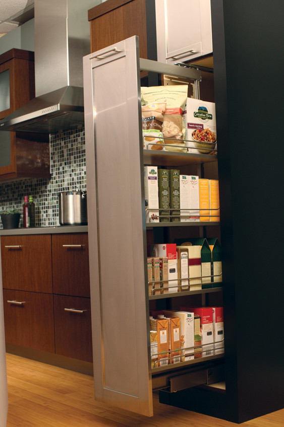 Best ideas about Roll Out Pantry . Save or Pin Pantry Design Kitchen Storage & Organization Now.