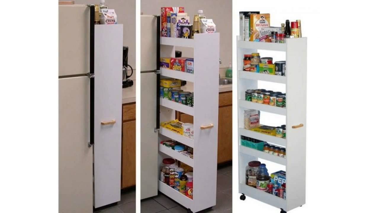Best ideas about Roll Out Pantry . Save or Pin Kitchen storage ideas that will enhance your space pull Now.