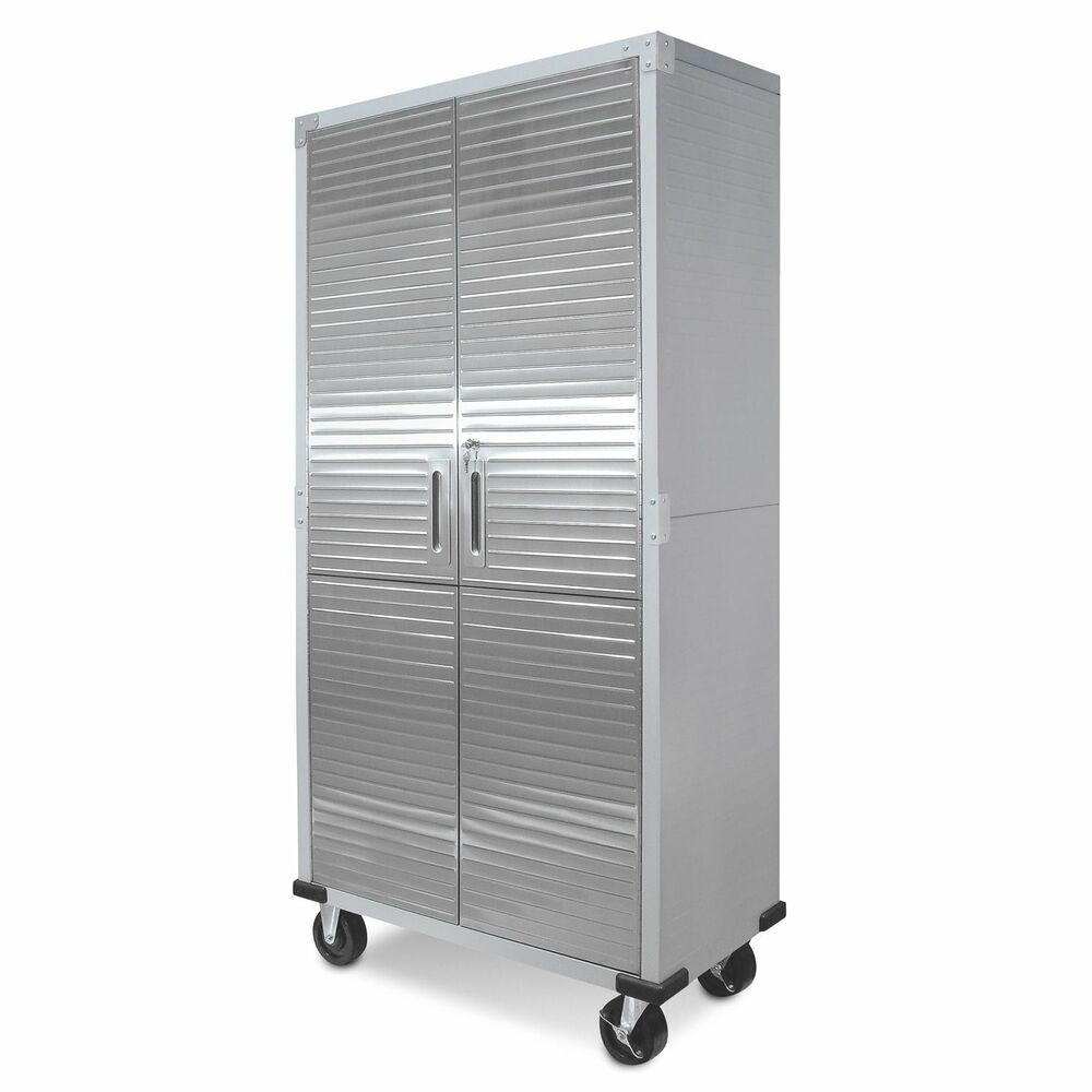 Best ideas about Rolling Storage Cabinet . Save or Pin Metal Rolling Garage Tool File Storage Cabinet Shelving Now.