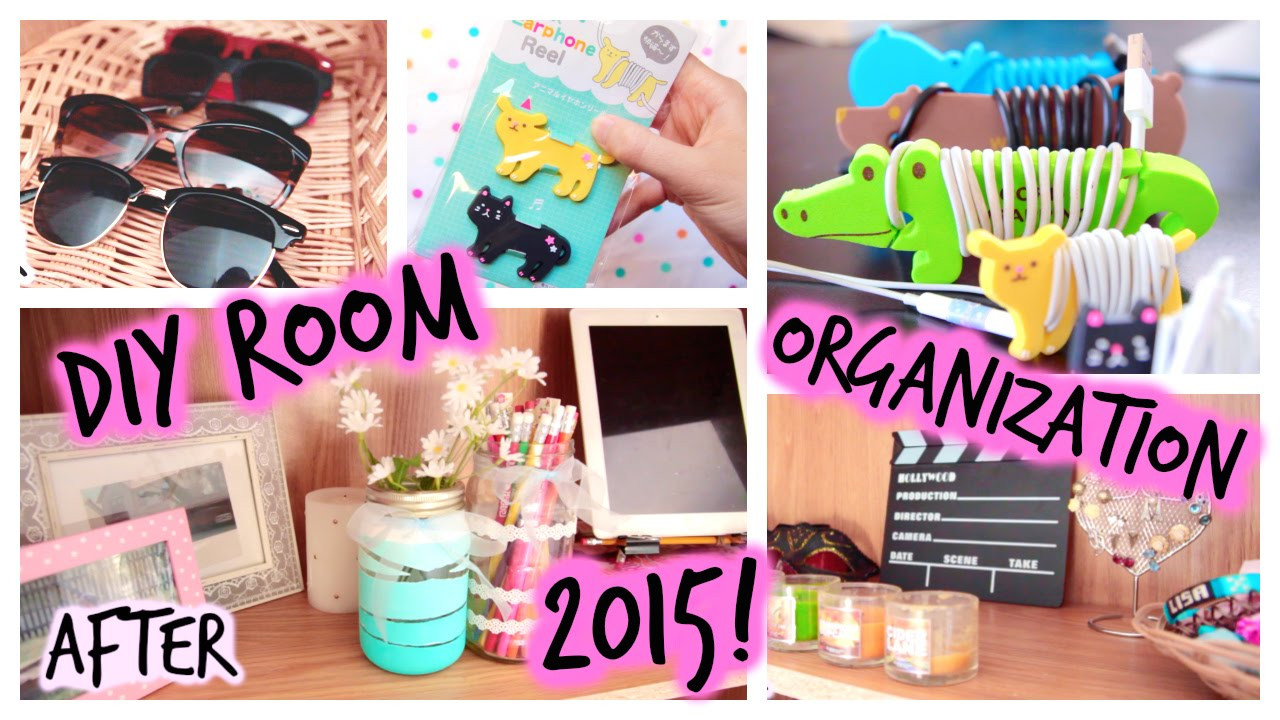 Best ideas about Room Organization DIY . Save or Pin DIY Room Organization & Storage Ideas Now.