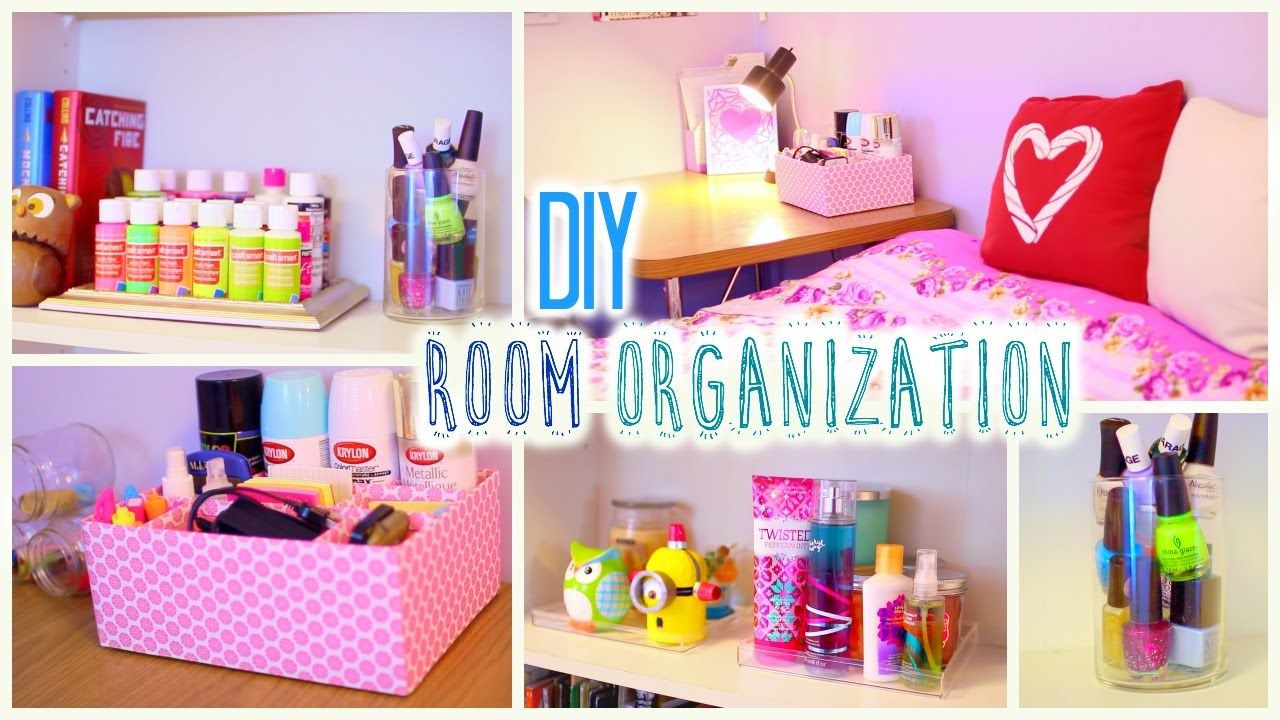 Best ideas about Room Organization DIY . Save or Pin DIY Room Organization and Storage Ideas Now.