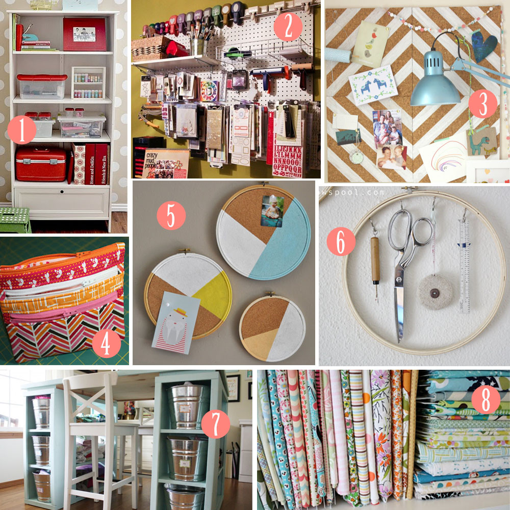 Best ideas about Room Organization DIY . Save or Pin The How To Gal To Do List DIY Craft Room Organization Now.