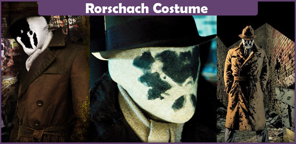 Best ideas about Rorschach Mask DIY . Save or Pin Rorschach Costume A DIY Guide Cosplay Savvy Now.