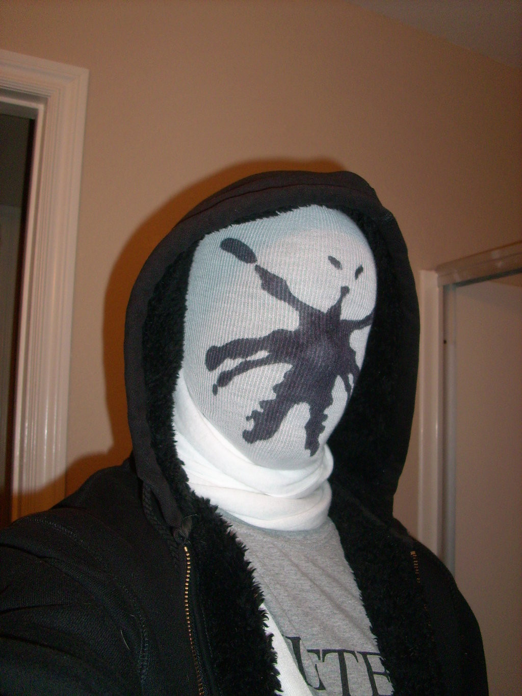 Best ideas about Rorschach Mask DIY . Save or Pin Finished Rorschach Mask by trebory6 on DeviantArt Now.