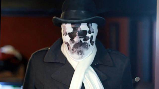 Best ideas about Rorschach Mask DIY . Save or Pin How to Make an Inexpensive Moving Rorschach Halloween Mask Now.