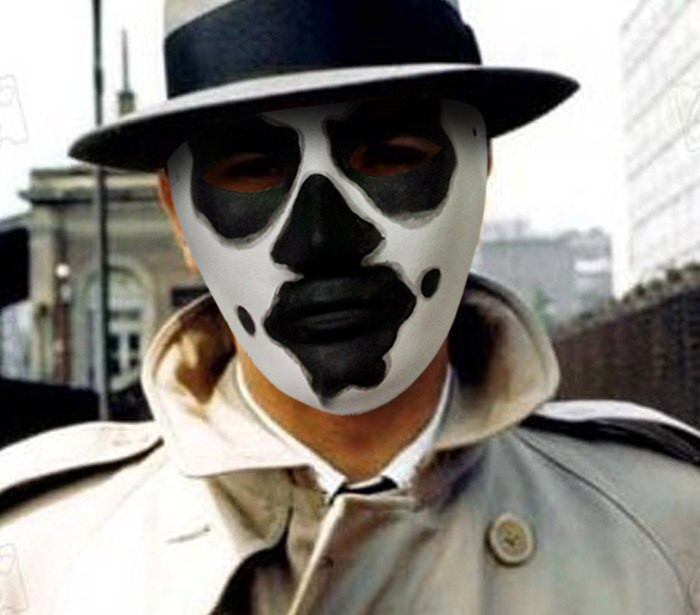 Best ideas about Rorschach Mask DIY . Save or Pin line Buy Wholesale paper mache masks from China paper Now.