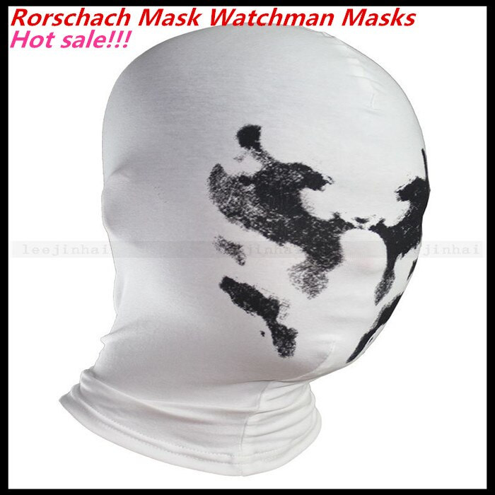 Best ideas about Rorschach Mask DIY . Save or Pin Free size New High Quality Handmade DIY Mask Halloween Now.