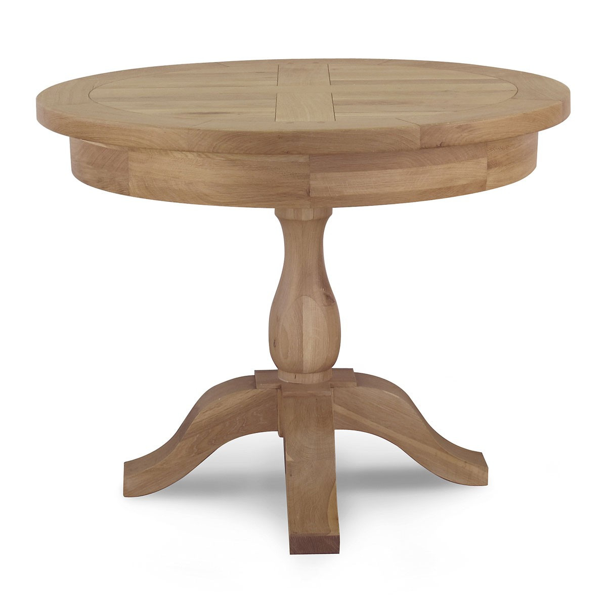 Best ideas about Round Extendable Dining Table . Save or Pin Tuscany Contemporary Extendable Round Dining Table Now.