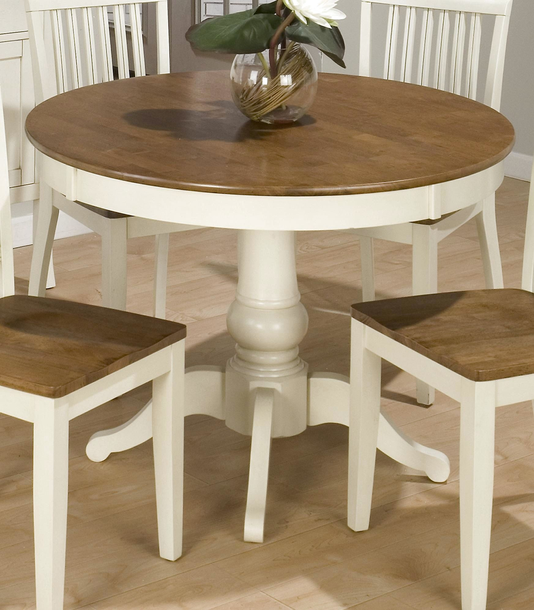 Best ideas about Round Extendable Dining Table . Save or Pin Small Round Extendable Dining Table Sneakergreet Seats Now.