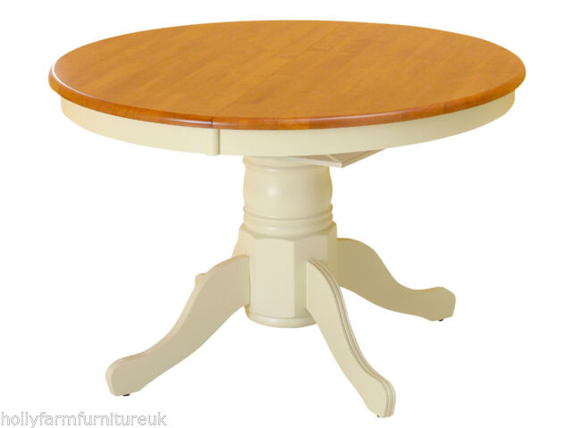 Best ideas about Round Extendable Dining Table . Save or Pin Cotswold Round Butterfly Extending Pedestal Dining Table Now.