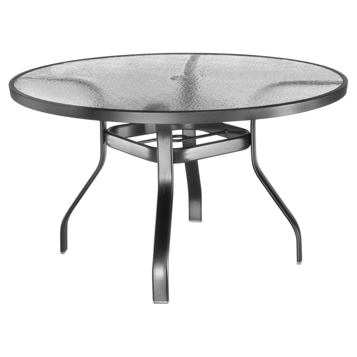 Best ideas about Round Patio Dining Table . Save or Pin Lloyd Flanders Mandalay 54 in Round Sea Glass Patio Now.