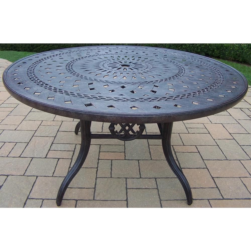 Best ideas about Round Patio Table . Save or Pin Round Patio Dining Tables Patio Tables The Home Depot Now.