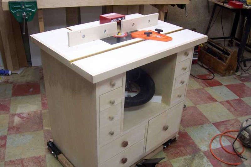 Best ideas about Router Table DIY . Save or Pin How to Build a Router Table 36 DIYs Now.