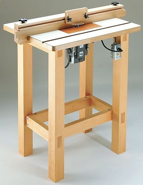 Best ideas about Router Table DIY . Save or Pin Router Table Plan – Build Your Own Router Table Now.