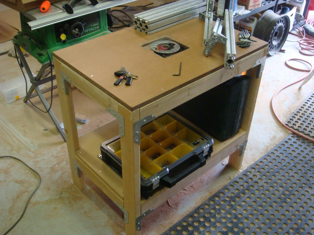Best ideas about Router Table DIY . Save or Pin DIY Router table imsolidstate Now.