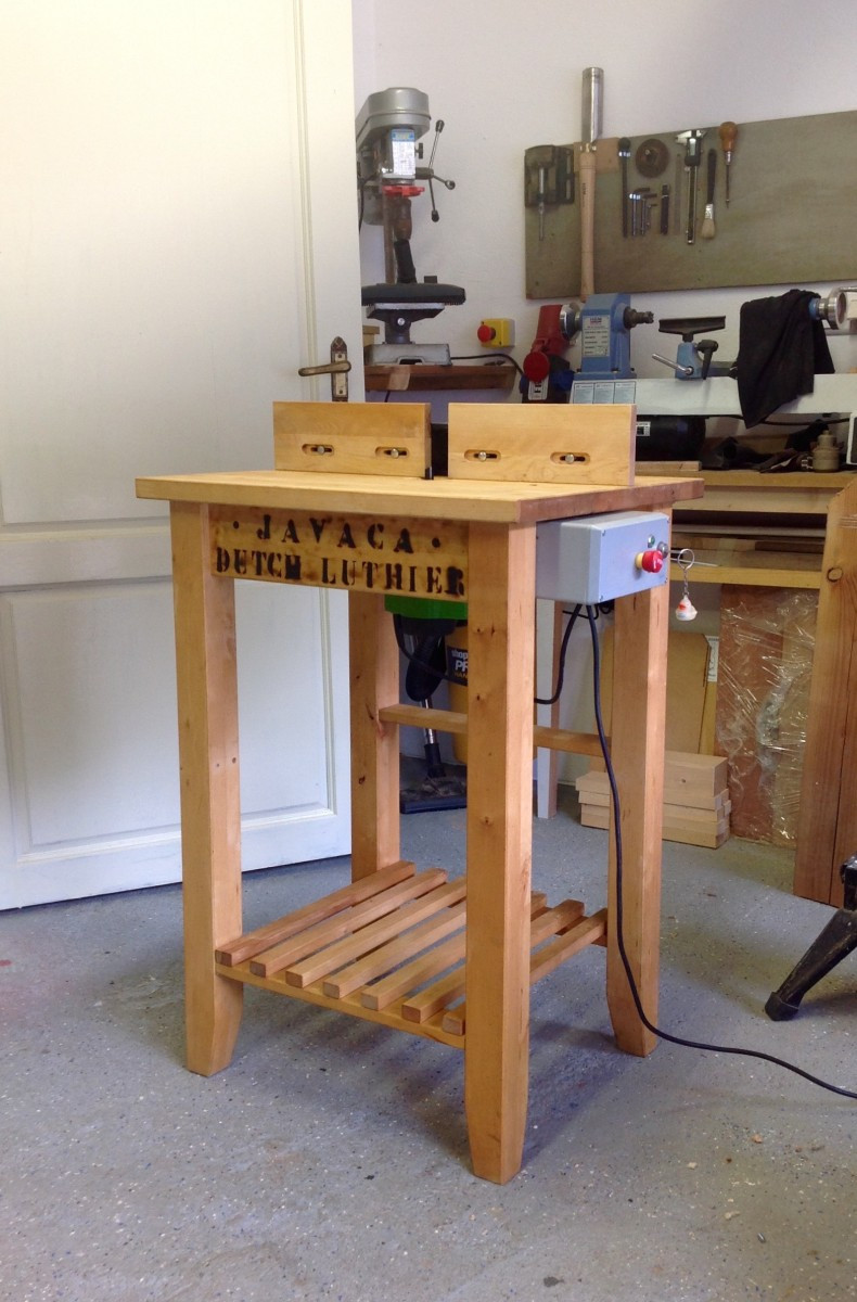 Best ideas about Router Table DIY . Save or Pin IKEA BEKVÄM DIY Router Table IKEA Hackers IKEA Hackers Now.