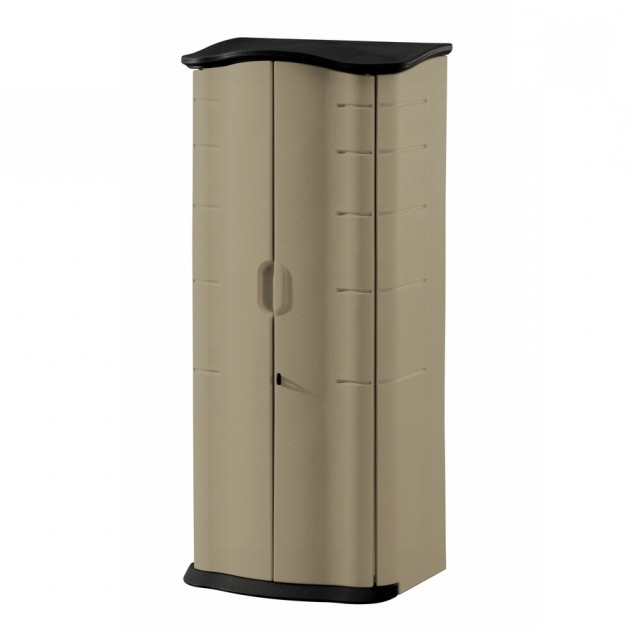 Best ideas about Rubbermaid Storage Cabinets . Save or Pin Rubbermaid Outdoor Storage Cabinets Storage Designs Now.