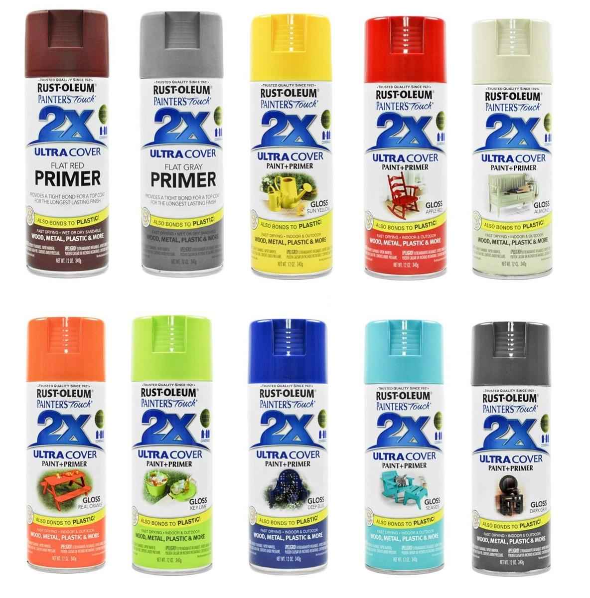 Best ideas about Rustoleum 2X Spray Paint Colors . Save or Pin Rust oleum Spray Paints & Primers Now.