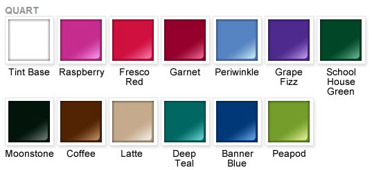 Best ideas about Rustoleum Chalk Paint Colors . Save or Pin Rust Oleum Chalkboard Tint Base Now.